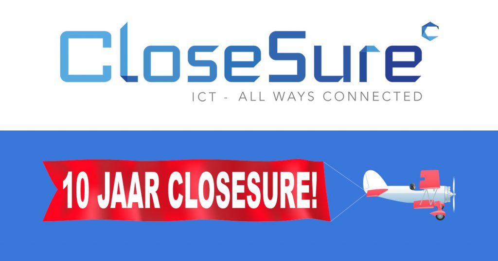 CloseSure-10-jaar